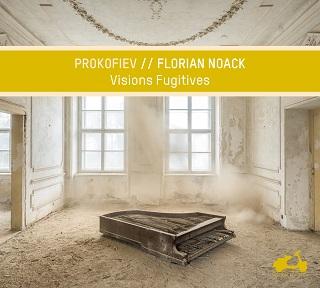 Le pianiste Florian Noack joue Sergueï Prokofiev