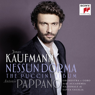 Le ténor Jonas Kaufmann chante Puccini