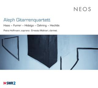 récital Aleph Gitarrenquartett | Furrer – Haas – Hechtle – Hidalgo – Oehring