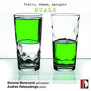 Simone Beneventi et Andrea Rebaudengo jouent Aperghis, Fedele et Ohana
