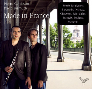 Pierre Génisson et David Bismuth dans un récital cent pour cent français