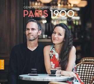 Geneviève Laurenceau et David Bismuth jouent Fauré, Pierné, Saint-Saëns