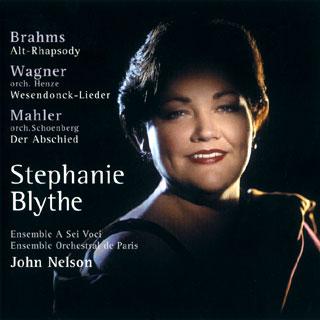 récital Stephanie Blythe (mezzo-soprano) | Brahms – Malher – Wagner