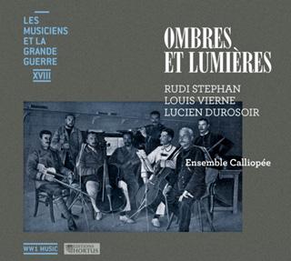 L'Ensemble Calliopée joue Durosoir, Stephan et Vierne