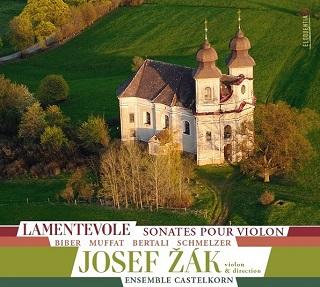 L'Ensemble Castelkorn joue Bertali, Biber, Döbel, Muffat, Poglietti et Schmelzer