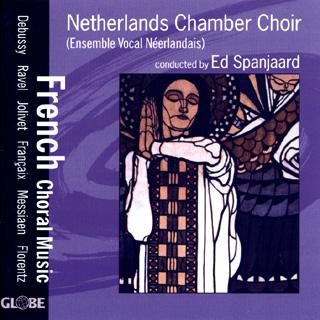 récital Chœur de Chambre Néerlandais | musique française du XXe siècle