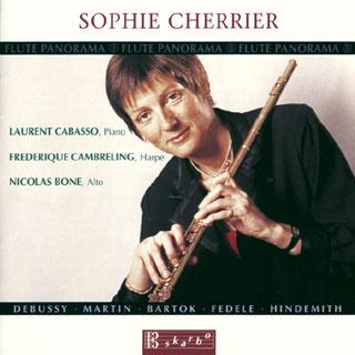 récital Sophie Cherrier | Bartók – Debussy – Fedele – Hindemith – Martin