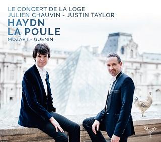 Julien Chauvin et Le Concert de la Loge jouent Guénin, Haydn et Mozart