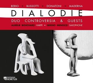 Le Duo Controversia joue les Italiens Berio, Bussotti, Donatoni et Maderna