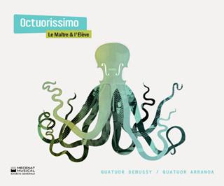 Quatuors Debussy et Arranoa | Chostakovitch – Golijov – Mellits – Piazzo