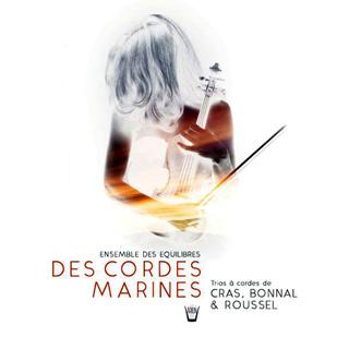 En formation trio, Des Équilible joue Cras, Ermend-Bonnal et Roussel