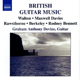 récital Graham Anthony Devine (guitare)