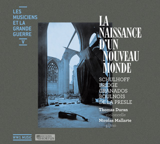 Thomas Duran et Nicolas Mallarte jouent Boulnois, Bridge, Granados, etc.