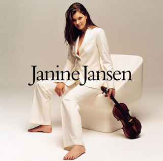 récital Janine Jansen | pièces pour violon et orchestre