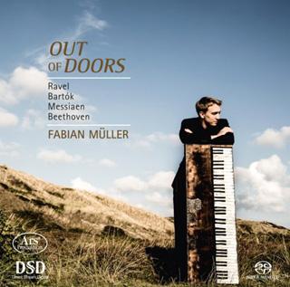 Le pianiste Fabian Müller joue Bartók, Beethoven, Messiaen et Ravel