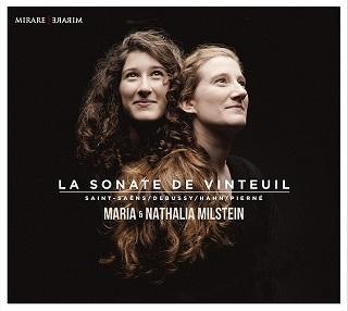 Maria et Natalia Milstein, inspirées par la chimérique Sonate de Vinteuil