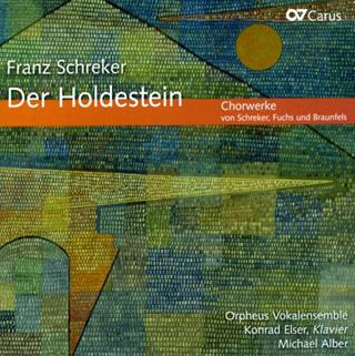 l'Orpheus Vokalensemble chante Braunfels – Fuchs – Schreker