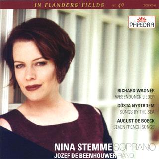 récital Nina Stemme | Boeck – Nystroem – Wagner