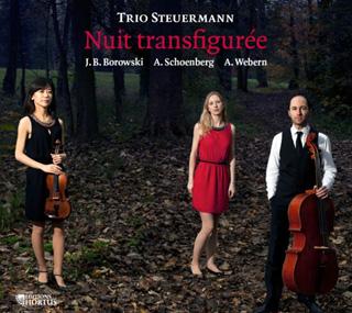 Le Trio Steuermann joue Borowski, Schönberg et Webern