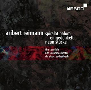 Christoph Eschenbach joue Aribert Reimann (né en 1936)