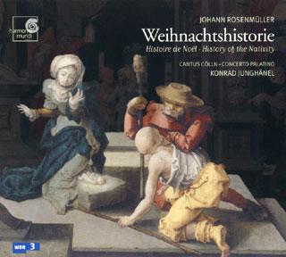 Johann Rosenmüller | pièces avec chœur