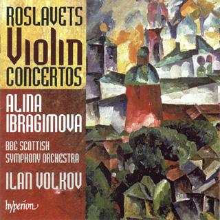 Nikolaï Roslavets | Concerti pour violon n°1 – n°2