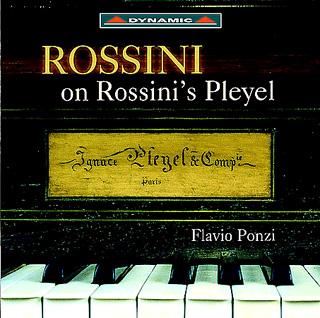 Gioachino Rossini | pièces pour piano