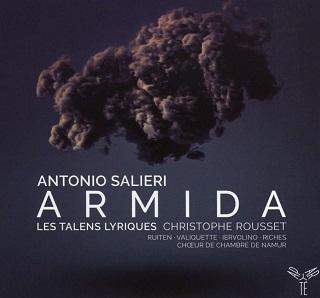 "Christophe Rousset dirige ""Armida"", opéra d'Antonio Salieri (1771)"