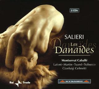 Antonio Salieri | Les Danaïdes