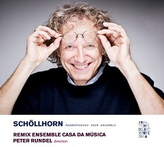 Le compositeur bavarois Johannes Schöllhorn visite Bach avec Anamorphoses (2004)