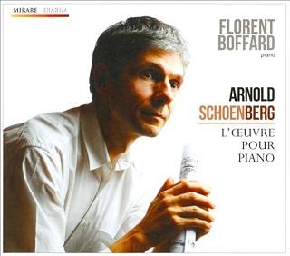 Le pianiste Florent Boffard joue Arnold Schönberg (1874-1951)