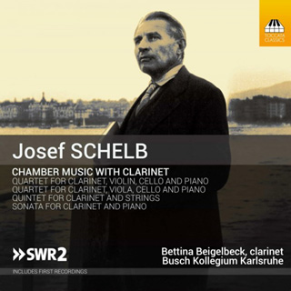 Busch Kollegium Karlsruhe joue le méconnu Josef Schelb (1894-1977)