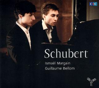 Franz Schubert | pièces pour piano à quatre mains par Bellom et Margain