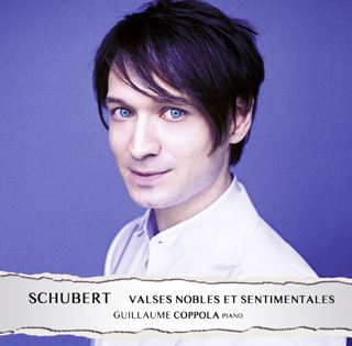 Le pianiste Guillaume Coppola joue Franz Schubert