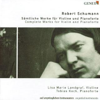 Robert Schumann | intégrale pour violon et piano