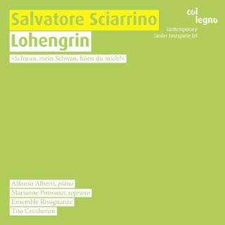 Salvatore Sciarrino | Vento d'ombra – Due notturni crudeli – Lohengrin