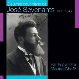 José Sevenants | pièces pour piano