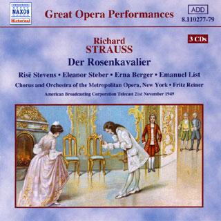 Richard Strauss   Der Rosenkavalier