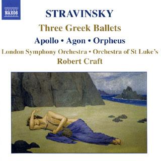 Igor Stravinsky | Apollo – Agon – Orpheus