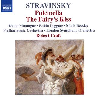 Igor Stravinsky   Pulcinella – Le baiser de la fée