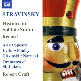 Igor Stravinsky | œuvres variées