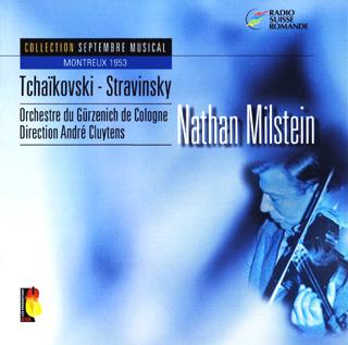 Stravinsky – Tchaïkovski   œuvres pour orchestre