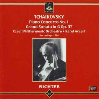Piotr Tchaïkovski | Concerto pour piano Op.23 n°1 – Grande sonate Op.37