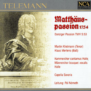 Georg Philip Telemann | Matthäuspassion