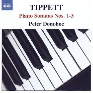 Michael Tippett | Sonates pour piano n°1 – n°2 – n°3