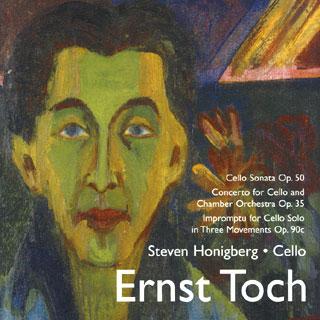Ernst Toch | œuvres avec violoncelle