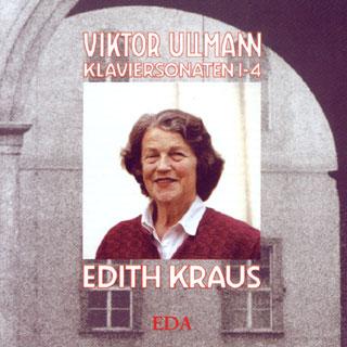 Viktor Ullmann   Sonate pour piano n°1 – n°2 – n°3 – n°4