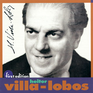 Heitor Villa-Lobos | œuvres pour orchestre