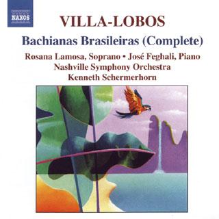 Heitor Villa-Lobos   Bachianas brasileiras