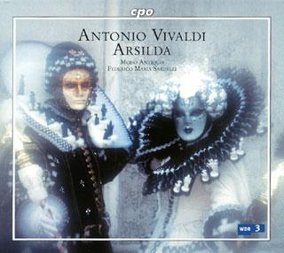 Antonio Vivaldi | Arsilda